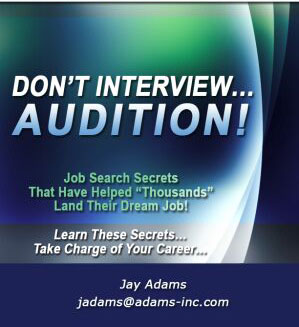 Don't Interview Audition Book